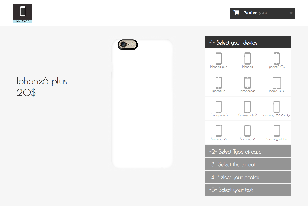 mycase jquery by egprojets