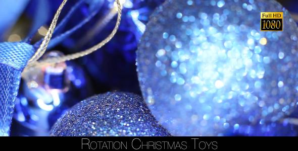 Rotation Christmas Toys