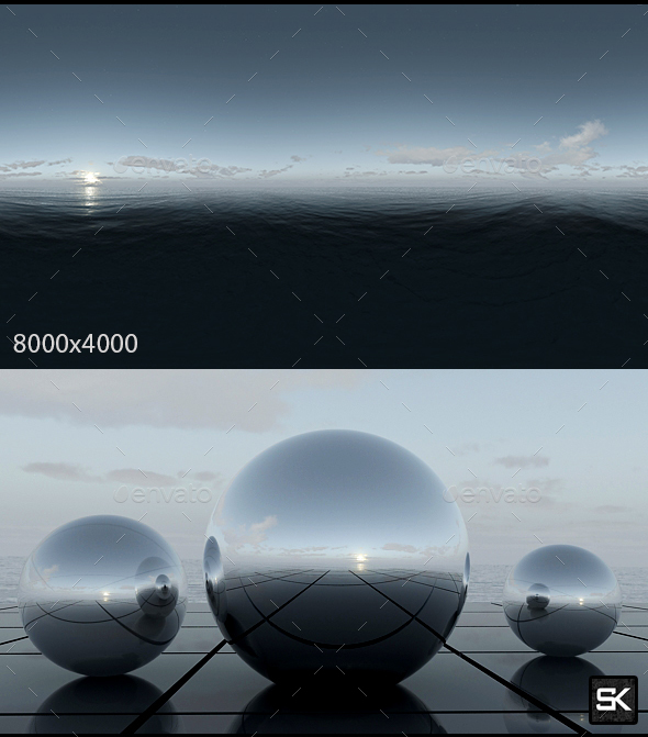 Sea 4 - 3DOcean Item for Sale