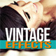 Vintage Photo Effects Action Pack - GraphicRiver Item for Sale