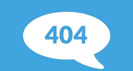 404 & Coming Soon