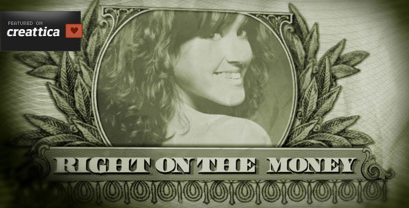 After Effects Project - VideoHive Money Money 152275