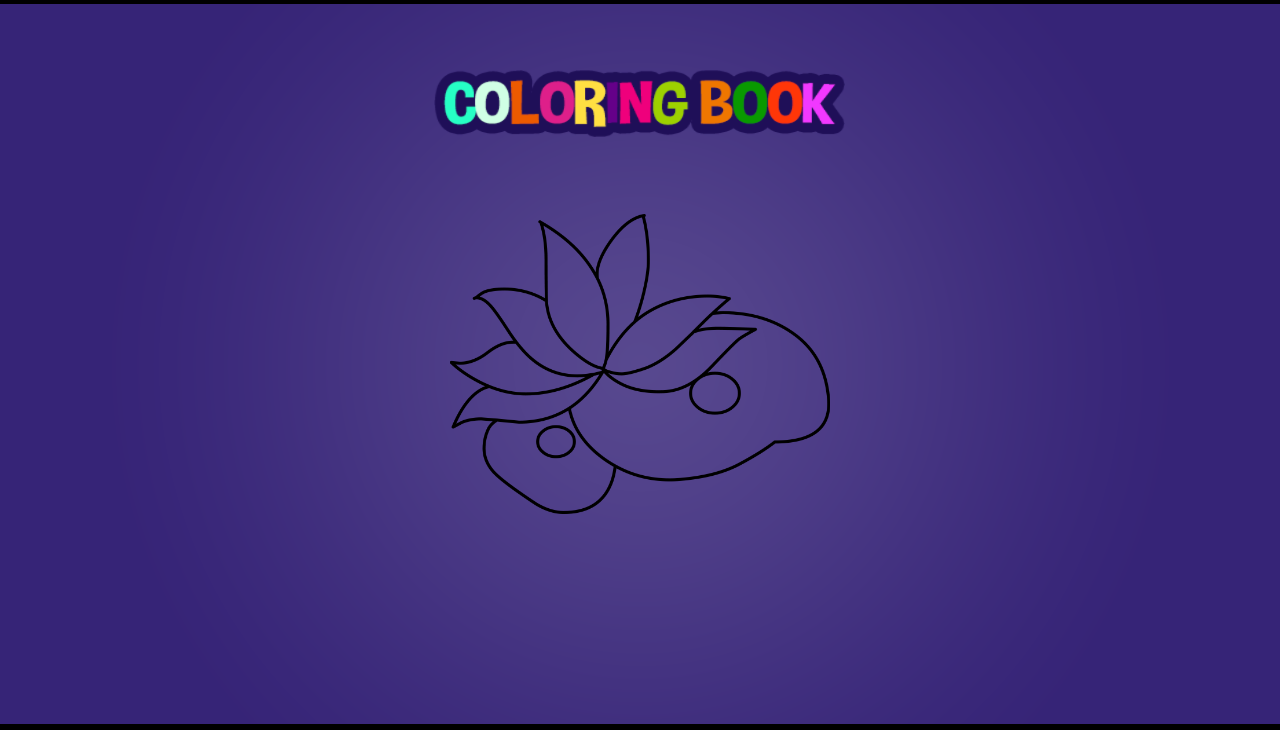 Customizable Coloring Book V14
