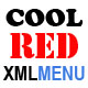 Cool Red XML Menu - ActiveDen Item for Sale