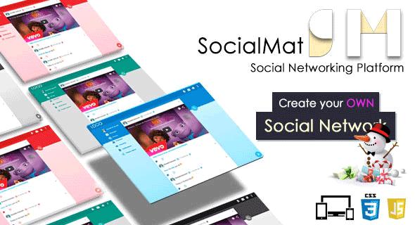Social Networking Platform - SocialMat