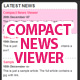 Compact News Viewer - HTML, CSS, XML - ActiveDen Item for Sale