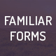Familiar Forms - Creative Web Forms