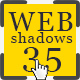 35 Realistic Web Shadows