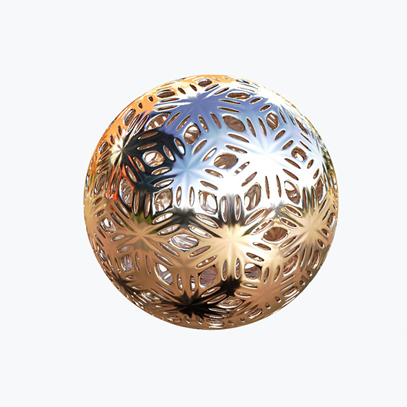 ball art  - 3DOcean Item for Sale