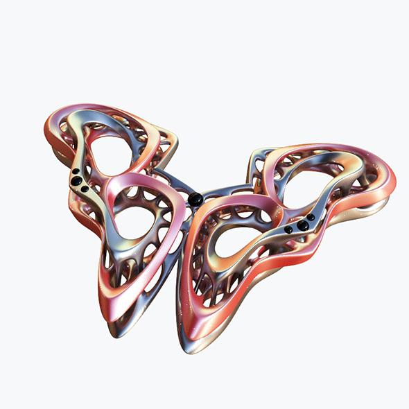 3DOcean Butterfly 14178221