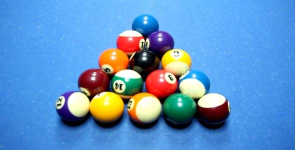 Sandra Orlow Pool Table