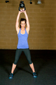 Trainer With Kettlebell