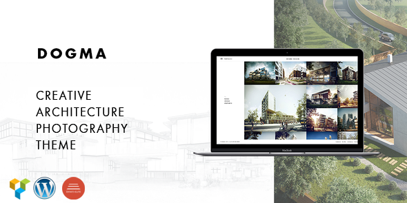 Download Dogma - Responsive Architecture WordPress Theme nulled download