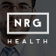 NRG Hospital - One & Multi page Health Theme - ThemeForest Item for Sale