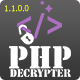 PHPScript Decrypter Pro - CodeCanyon Item for Sale