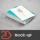 85x55 Business Card Mockup v2