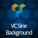 VC Sine Background