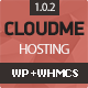 Cloudme Host - WordPress Hosting Theme + WHMCS