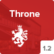 Throne - Minimal Wordpress Theme - ThemeForest Item for Sale