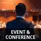Event & Conference - HTML5 Ad Template