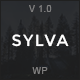 Sylva - Responsive Minimal Blog Theme - ThemeForest Item for Sale