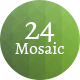 Mosaic Blured Background   Volume Positive   Happiness