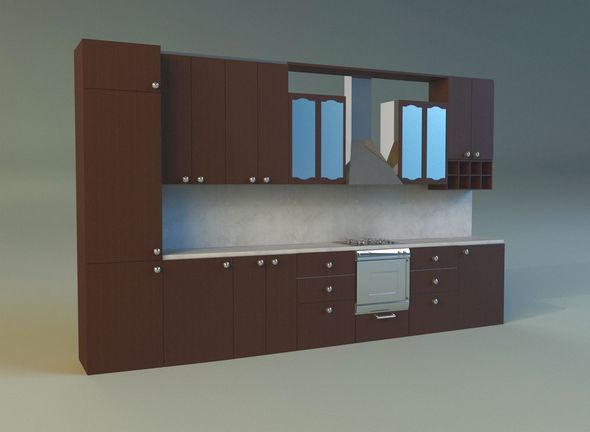 Kitchen 7 - 3DOcean Item for Sale