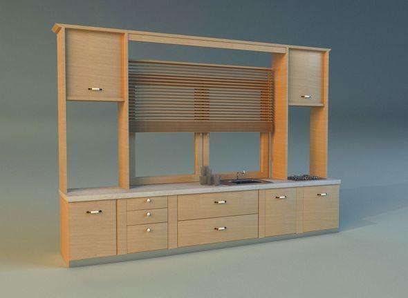 Kitchen 11 - 3DOcean Item for Sale