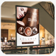 Hair Care Solution Outdoor Ad Template
