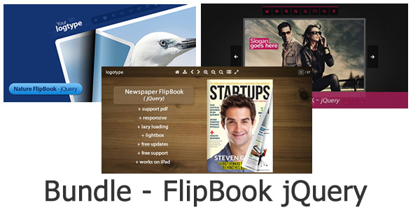 Bundle - FlipBook jQuery