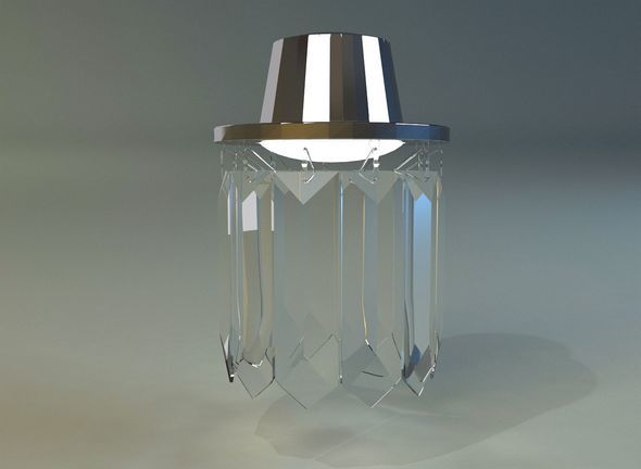 Lamp 15 - 3DOcean Item for Sale