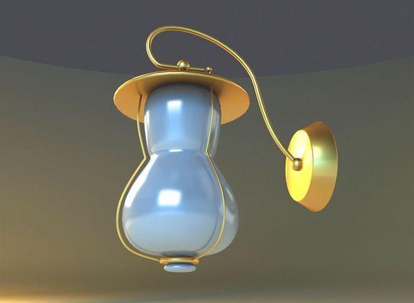 Lamp 31 - 3DOcean Item for Sale