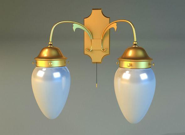 Lamp 45 - 3DOcean Item for Sale