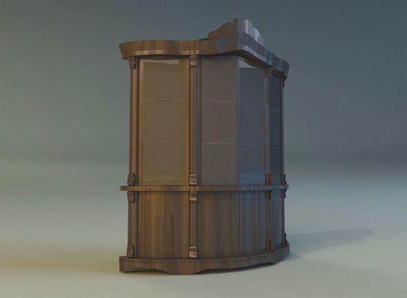 Sideboard - 3DOcean Item for Sale