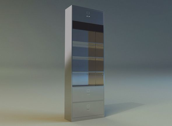 Cabinet 5 - 3DOcean Item for Sale