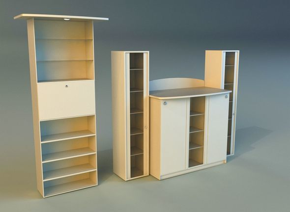 Cabinet 6 - 3DOcean Item for Sale