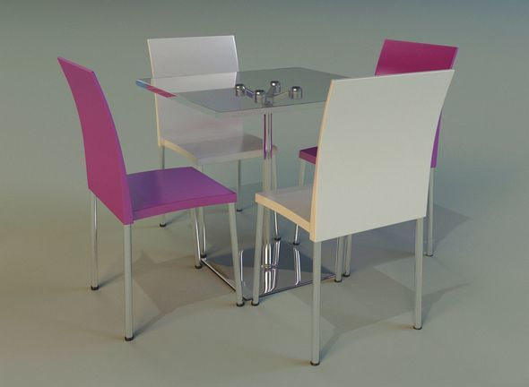 Table 19 - 3DOcean Item for Sale