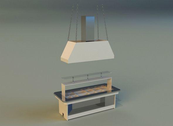 Trade pavilion 8 - 3DOcean Item for Sale
