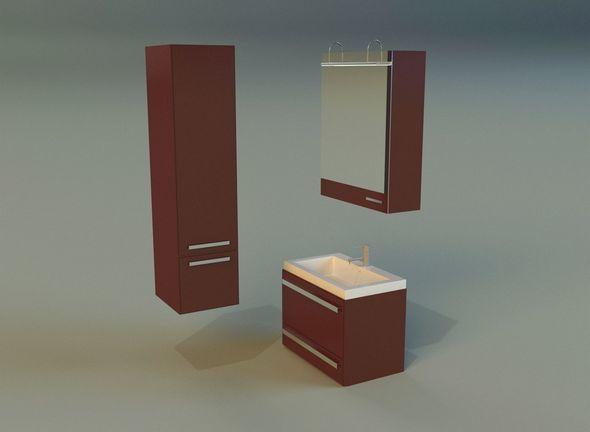Washbasin 4 - 3DOcean Item for Sale