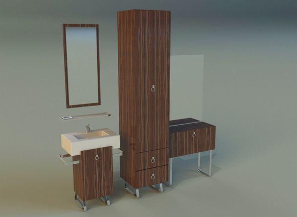Washbasin 9 - 3DOcean Item for Sale