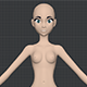 Stylized Female Body