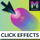 Click Effects Widget by Muse For You - CodeCanyon Item for Sale