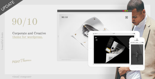 Download 9010 - Corporate and Creative Theme for WordPress nulled download