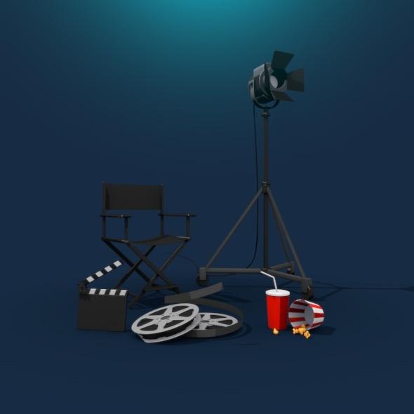 3DOcean Cinematic Pack 14234051