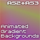 Animated Gradient Banner Backgrounds AS2 + AS3 - ActiveDen Item for Sale