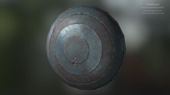 ShieldGuard - 3DOcean Item for Sale
