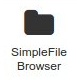 jQuery simpleFileBrowser - CodeCanyon Item for Sale