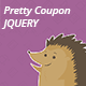 Pretty Coupon jQuery