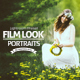 Premium Film Look Portraits Lightroom Preset