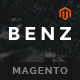 Benz Magento Theme